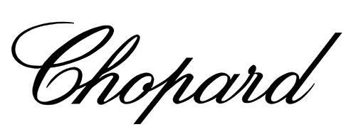 Chopard logo for collaboration