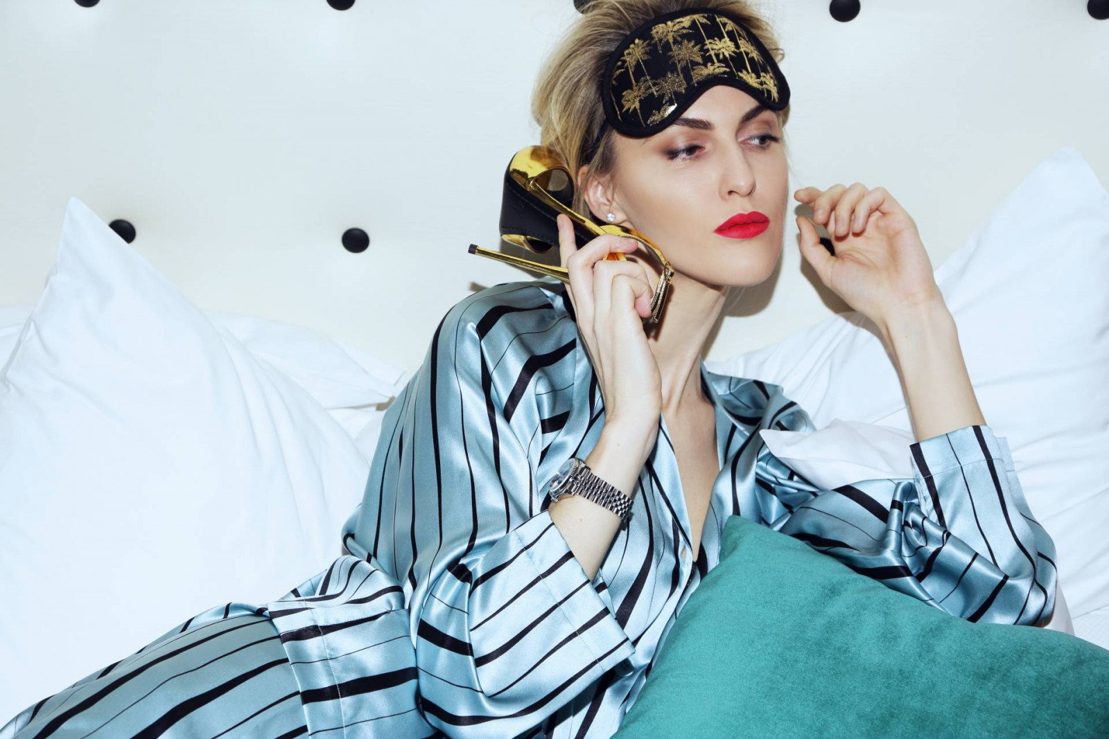 PAJAMA PARTY / MARBLE AVENUES BY LIGA ZEMTURE